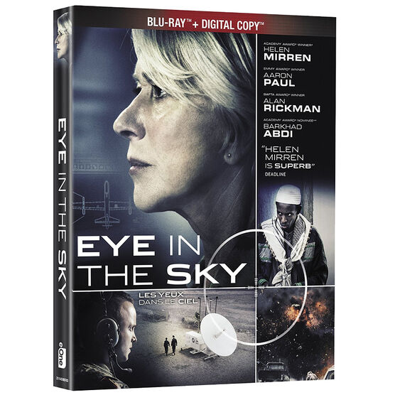 Eye In The Sky - Blu-ray