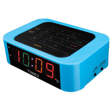 Timex SimpleSet Alarm Clock with LED Display
