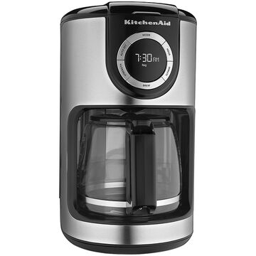 KitchenAid 12-cup Coffee Maker - Onyx Black - KCM1202OB