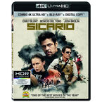 Sicario - 4K Ultra HD + Blu-ray