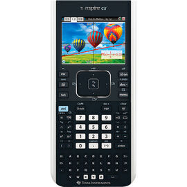 Texas Instruments Nspire CX Colour Graphing Calculator - NSPIRECX