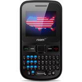 Roam Mobility Breeze Travel Phone with Sim Card - Black - BREEZE