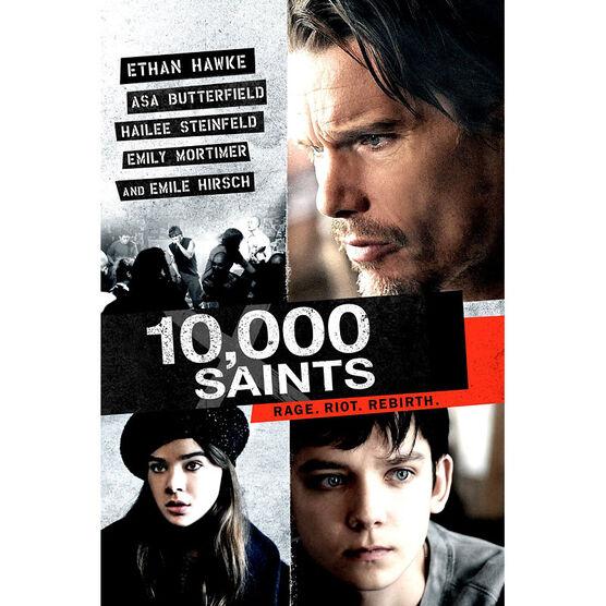 10,000 Saints - DVD