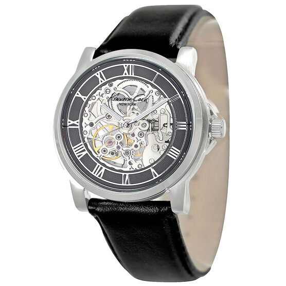 Kenneth Cole Automatic Watch - Black - 10010715