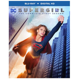 Supergirl: The Complete First Season - Blu-ray