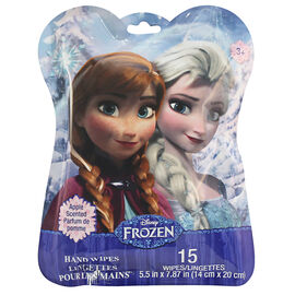 Disney Frozen Hand Wipes - Apple - 15's