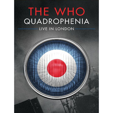 The Who Quadrophenia: Live in London - DVD