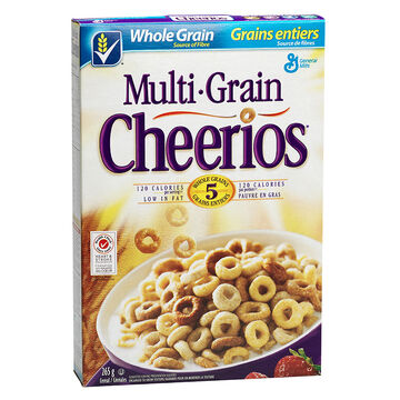 Cheerios Multi-Grain - 265g