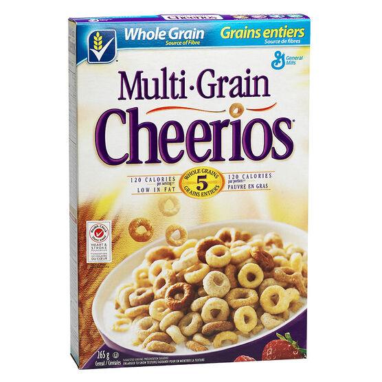 Cheerios Multi-Grain - 265g