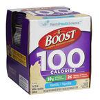 Boost 100 Calories Drink - Vanilla - 4 x 125ml
