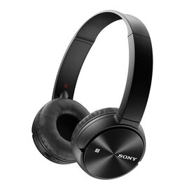 Sony Wireless Bluetooth Headphones - Black - MDRZX330BTB