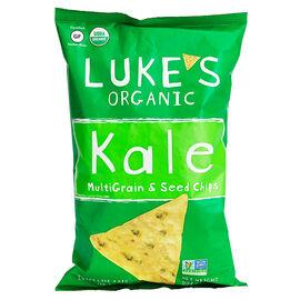 Luke's Organic Multigrain Chips - Kale - 142g
