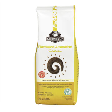 Second Cup Coffee - Caramelo - 312g
