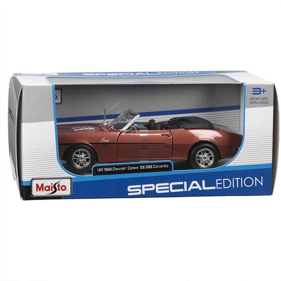 Maisto 1968 Chevy Camaro SS - Bronze