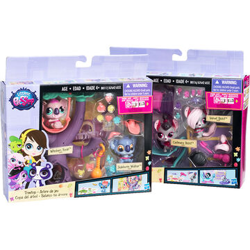 Littlest Pet Shop Themed Style Packs - Assorted