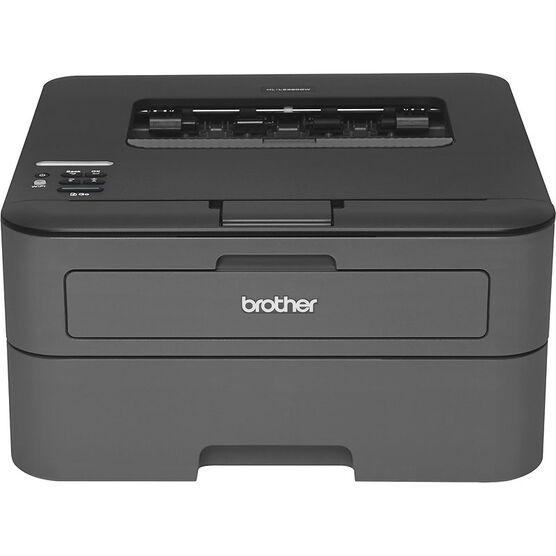 Brother HL-L2360DW Compact Laser Printer - Black