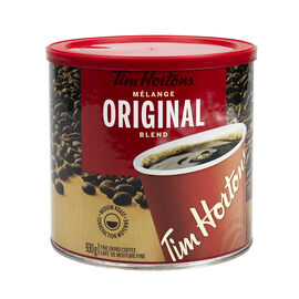 Tim Hortons Original Coffee - 930g Tin