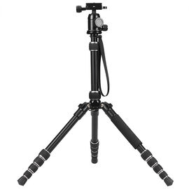 Optex 5 Section Inverting Travel Tripod - T5I136