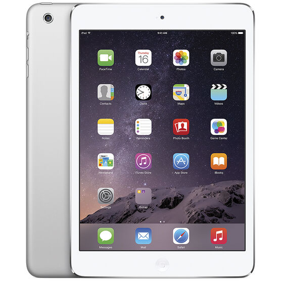 Apple iPad Mini 2 32GB with Wi-Fi - Silver