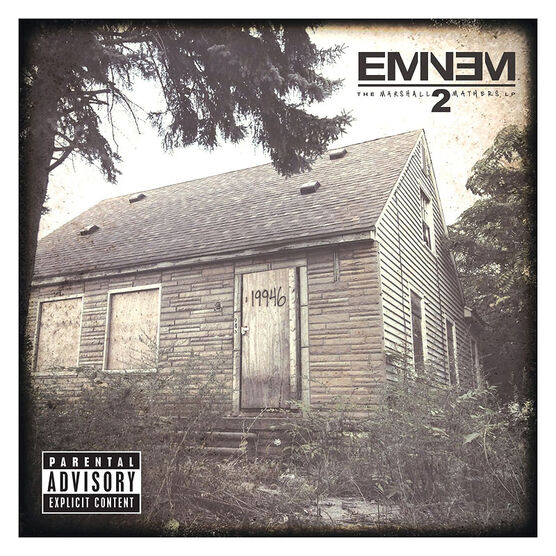Eminem - The Marshall Mathers LP - CD