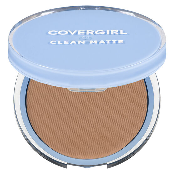 CoverGirl Clean Pressed Powder - Oil Control - Tawny