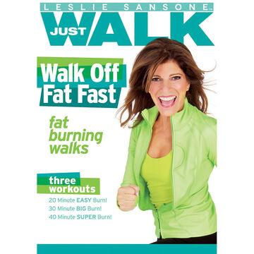 Leslie Sansone: Walk off Fat Fast - DVD
