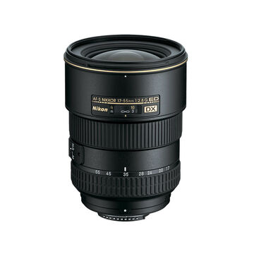 Nikon AF-S DX Zoom-Nikkor 17-55mm f/2.8 G IF-ED Lens