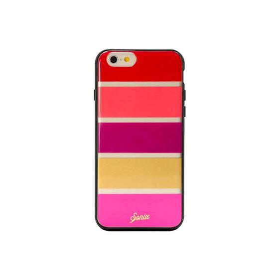 Sonix Inlay Case for iPhone 6 - Fuchsia Stripe - SX2502071001