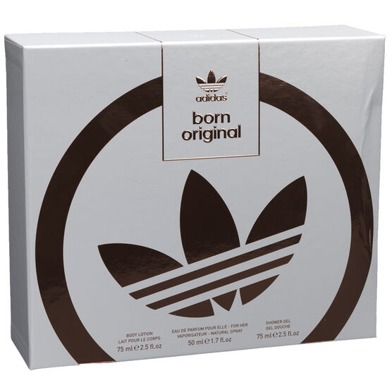 Adidas Born Original For Her Fragrance Set - 3 piece