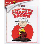 Peanuts: A Boy Named Charlie Brown - Blu-ray