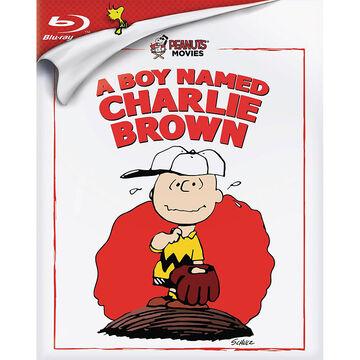 Peanuts: A Boy Named Charlie Brown - Blu-ray