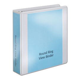 London Drugs View Presentation Binder - Assorted - 2 inch