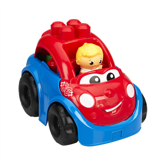 Mega Bloks First Builders Vehicle - Assorted