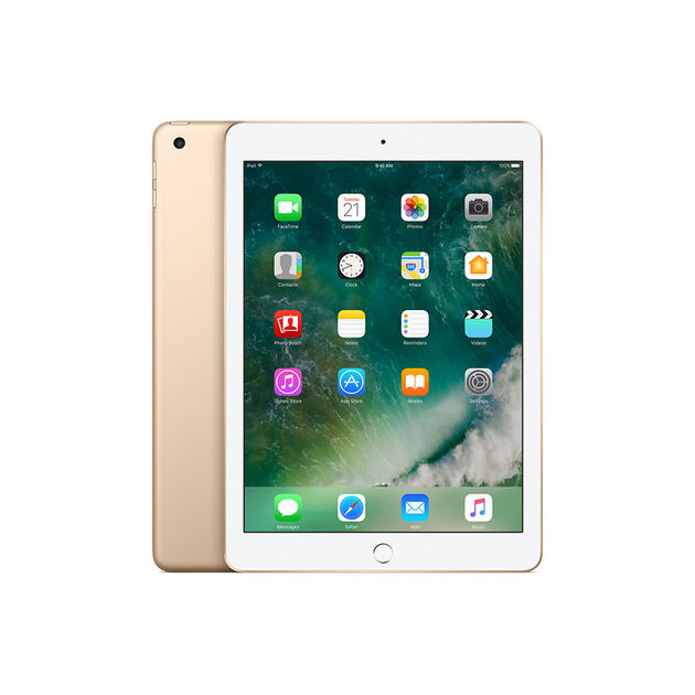 Apple iPad WiFi - 32GB - Gold - MPGT2CL/A