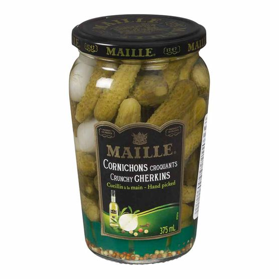 Maille French Style Gherkins - 375ml