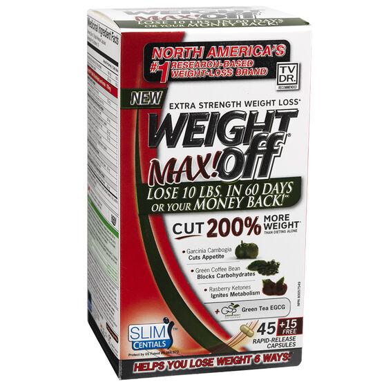 Slimcentials WeightOff Max - 45's