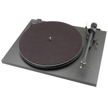 Pro-Ject Essential II OM5E Turntable - Matte Black - PJ50438231