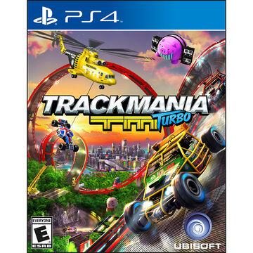 PS4 TrackMania Turbo