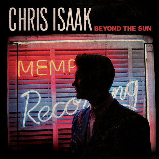 Chris Isaak - Beyond The Sun - CD