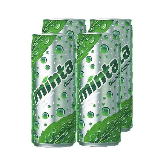 Minta Soda - Original Mint - 4 x 296ml