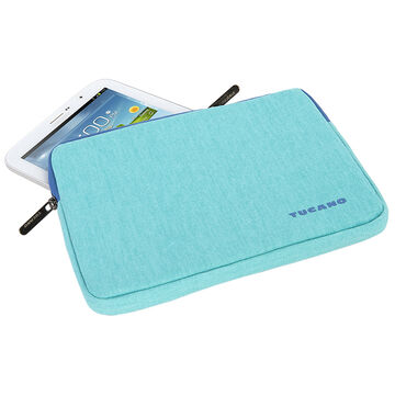 Tucano Fluo Universal Sleeve for 7-8inch Tablet - Sky Blue - BFLUO8-Z