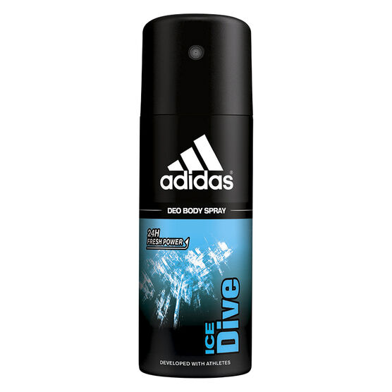 Adidas Deodorant Body Spray - Ice Dive - 113g