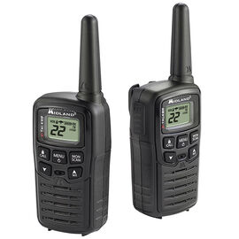 Midland X-Talker T10 Two-Way Radio - Black - T10