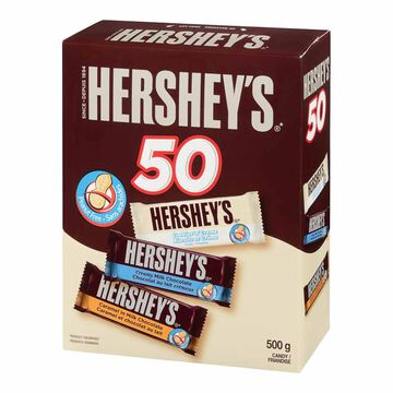 Hershey Chocolate - Peanut Free - 50's/550g