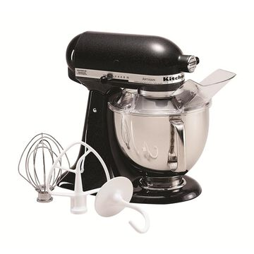 KitchenAid Artisan Series 5 quart Stand Mixer - Caviar - KSM150PSCV