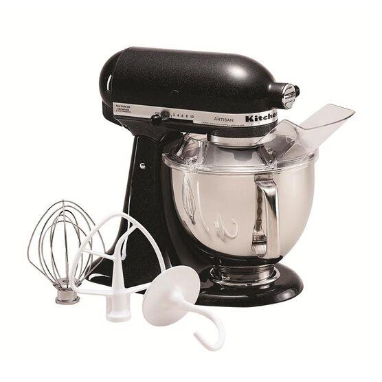 KitchenAid Artisan Series 5 quart Stand Mixer - Caviar - KSM150PSCV