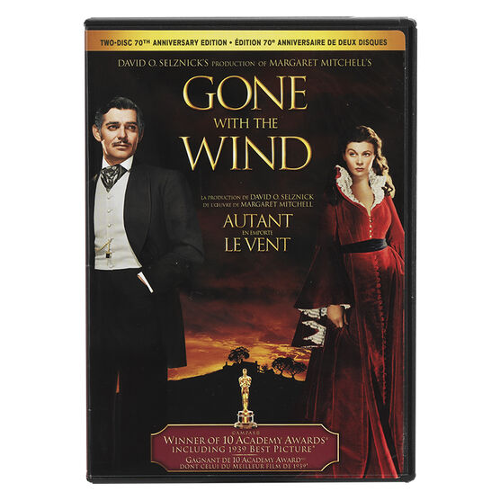 Gone With The Wind - DVD