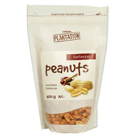 London Plantation Peanuts - Barbecue - 400g