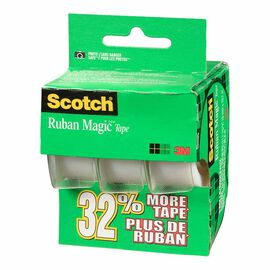3M Scotch Magic Tape - 3 pack