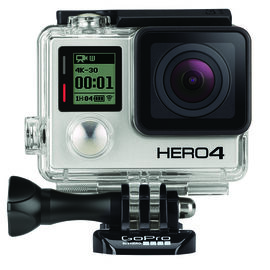 GoPro HERO4 Adventure - Black - GP-CHDHX-40